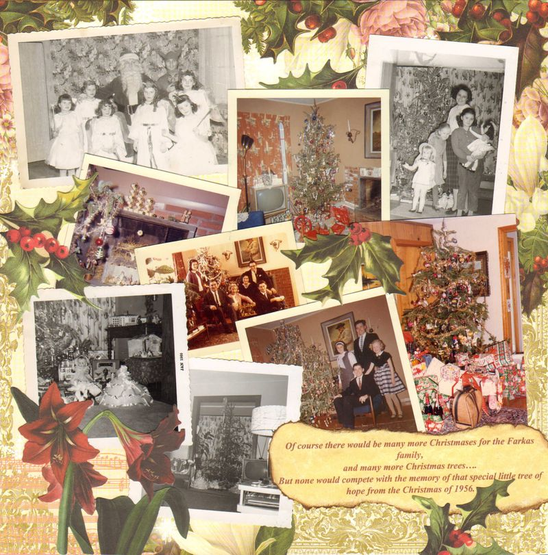 Christmas Scrapbook Images