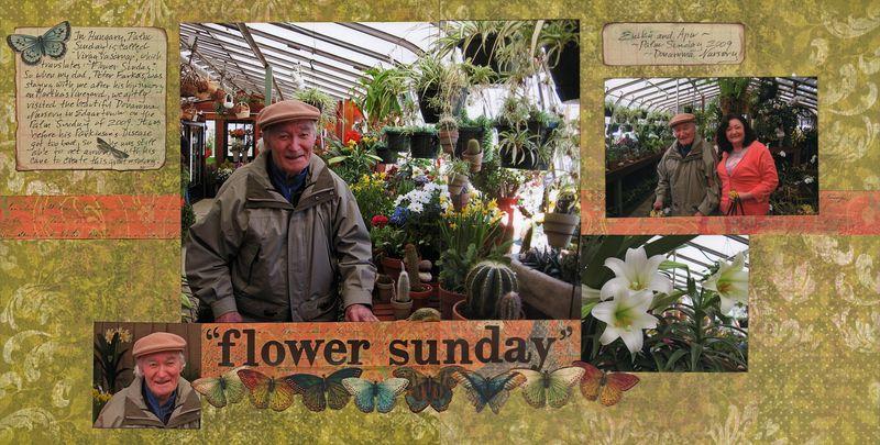 Flower Sunday