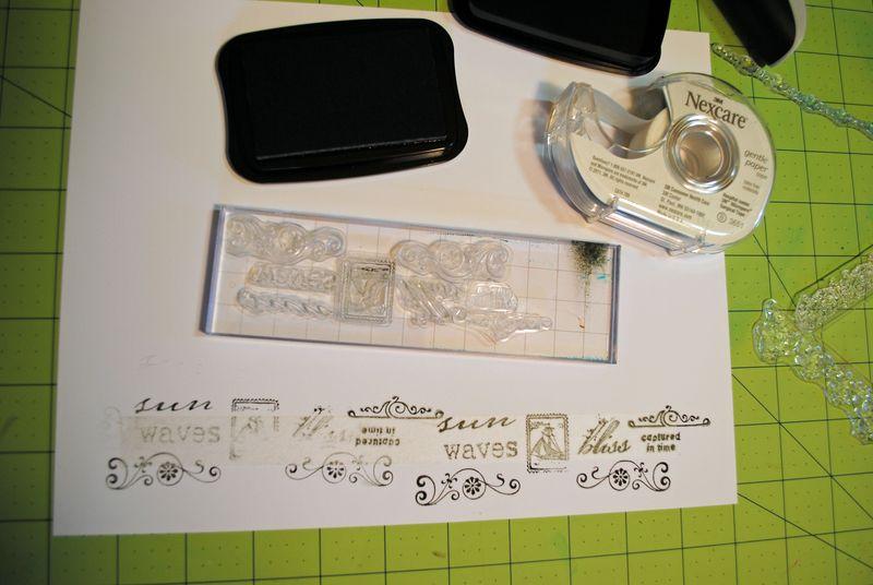 Blog Tissue tape