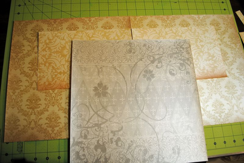 Wedding Layout papers2