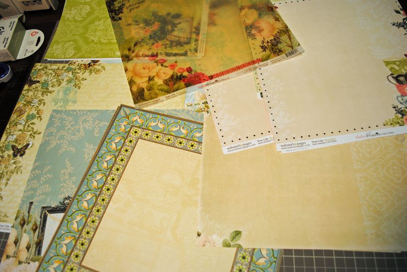 Wedding Layout Papers1