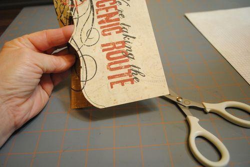 Cutting template