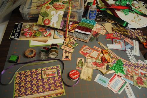 scrapbooking cardmaking