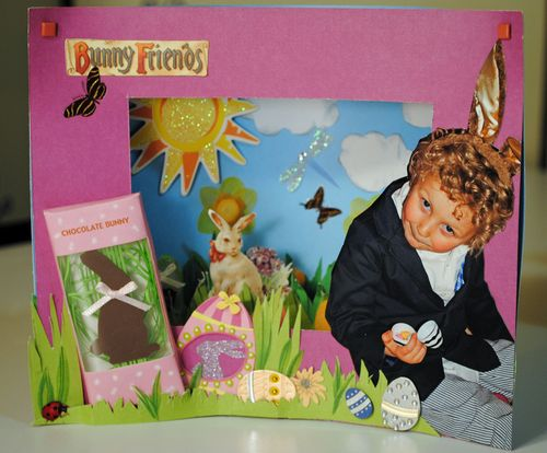 card-making, scrapbooking, Easter cards