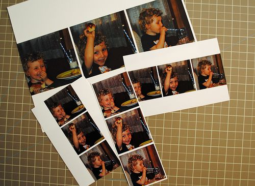 Scrapbooking Photos Layouts
