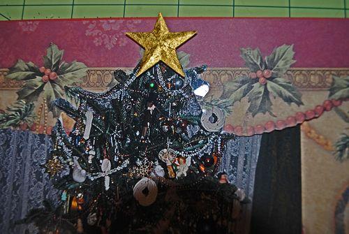 Christmas Scrapbooking layout