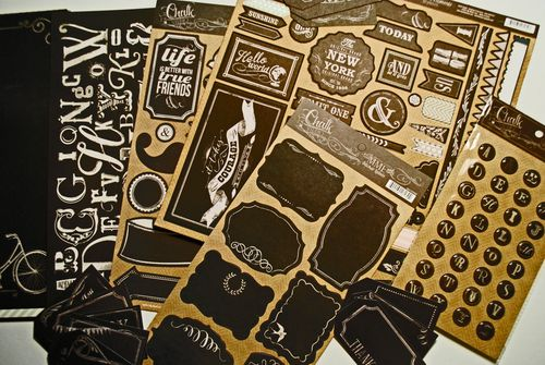 Chalk Studio stickers