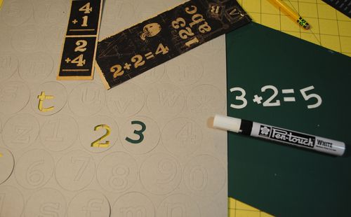 back to school scrapbook layouts