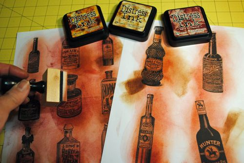 2Inking Bottles
