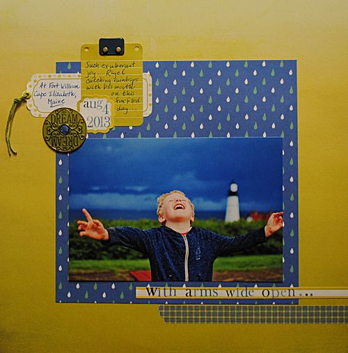 scrapbooking,Western scrapbooking layouts, inspiration