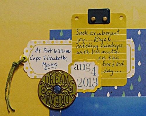 scrapbooking, Western scrapbooking layouts, inspiration