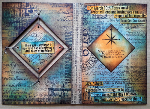 Art Journal Pandemic M7